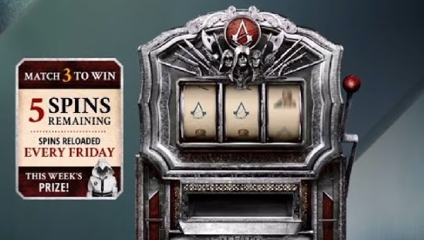 Assassins Creed Spin To Win
