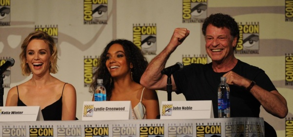 Oh John Noble, why must you be so charming… even when you're being devious lol