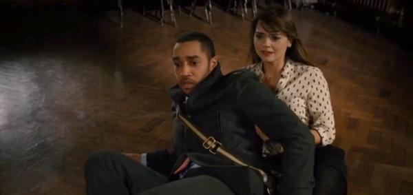 Clara and Danny