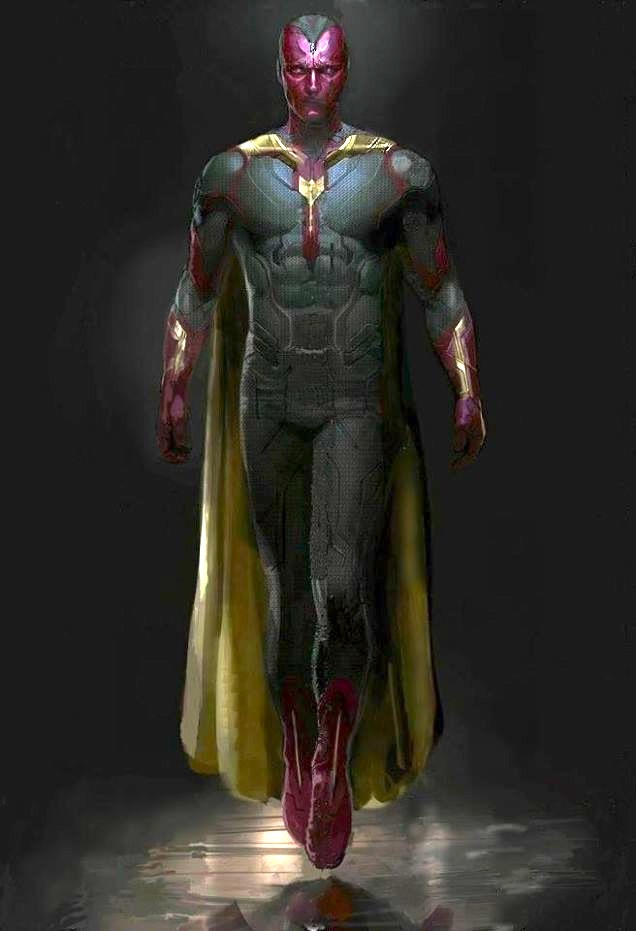avengers 2 age of ultron who what is vision the. Black Bedroom Furniture Sets. Home Design Ideas