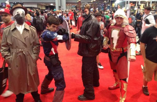 NYCC 2014 Cosplay 8