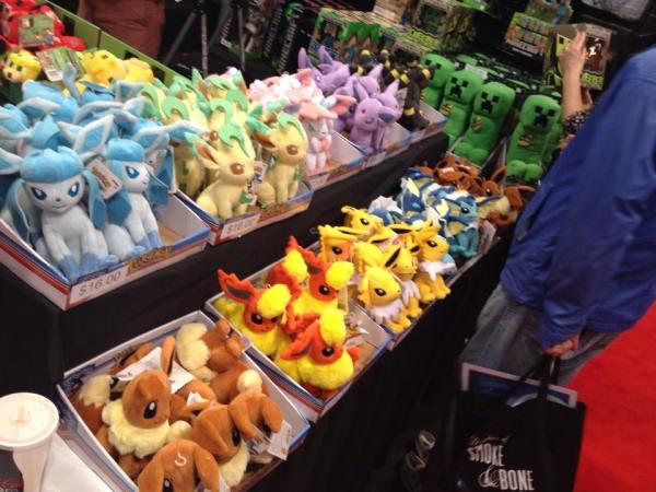 NYCC merchandise