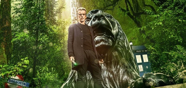 Doctor Who forest of the night