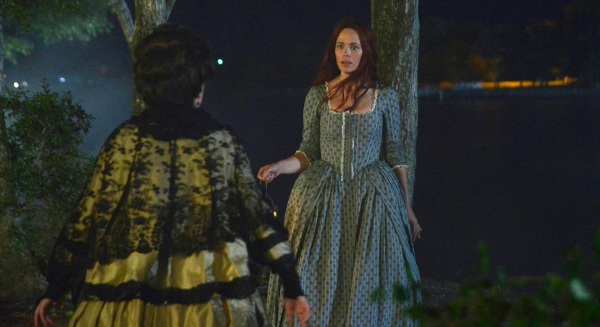 Mary confronts Katrina Sleepy Hollow