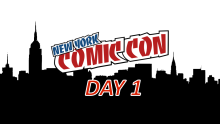 NYCC Day 1