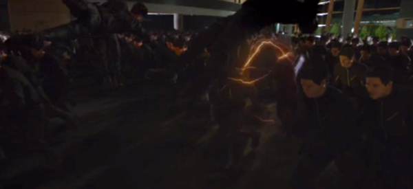The Flash vs Multiplex