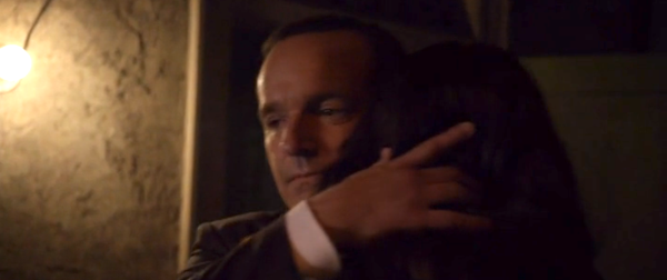 Coulson Hugs Skye