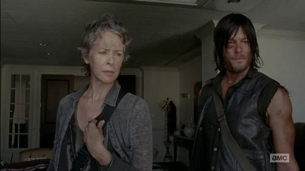 Darryl and Beth