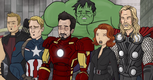 Avengers How Should Have Ended