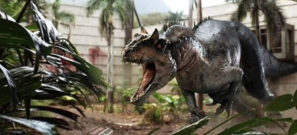 This concept art has been floating around the Internet mysteriously. Could it be the Diabolos Rex? Between the longer arms and small ridge of spines, it certainly matches our hypothesis