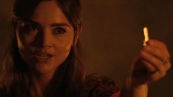 Doctor Who Clara Volcano