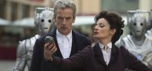 Doctor Who Missy Selfie