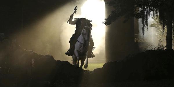 Sleepy Hollow Horsemen Rides