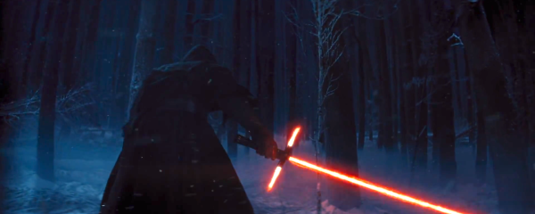 Light Saber Force Awakens