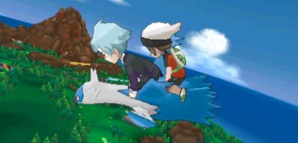 Pokemon ORAS Demo 1