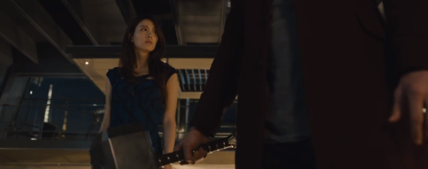Claudia Kim Avengers Age of Ultron