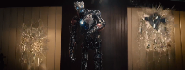 Ultron entrance