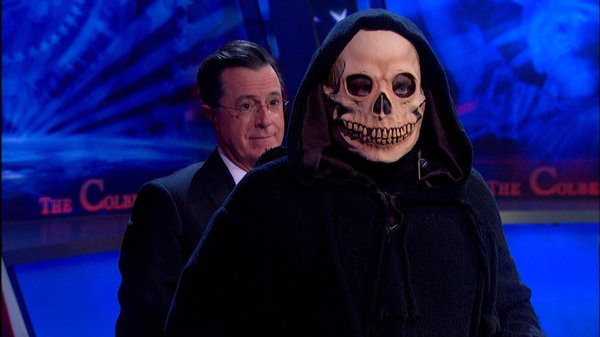 Colbert vs Death