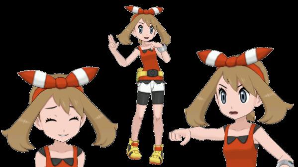 Pokemon ORAS expressions
