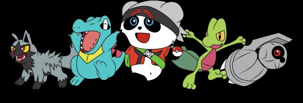 My starting team for Pokemon ORAS