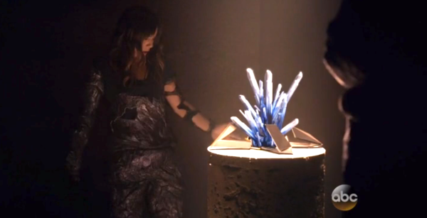 Skye transforms Terrigen Crystal