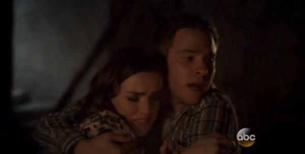 Fitz Simmons Hug