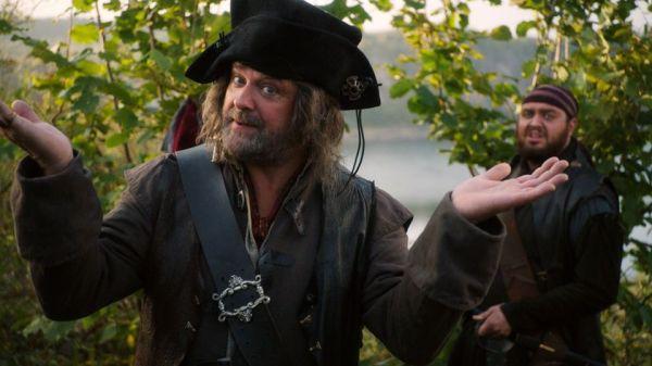 Hugh Bonneville Pirate King