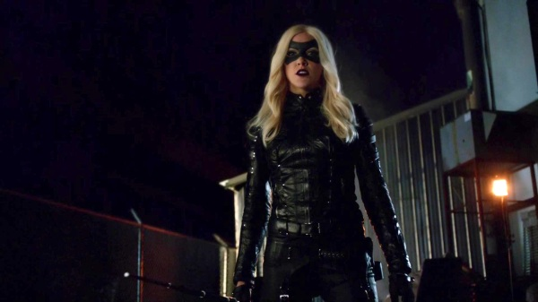 The Black Canary Laurel