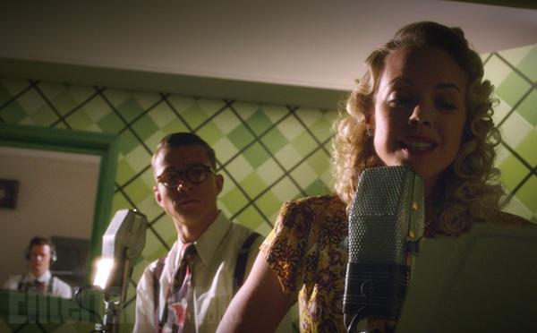 Agent Carter radio