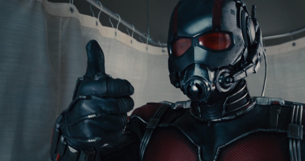 Antman Thumbs Up