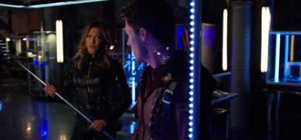 Arrow Midnight City Roy and Laurel 2