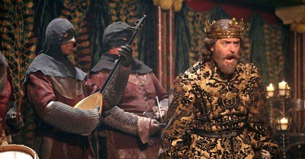 Galavant King Richard