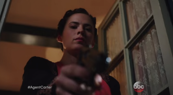 Agent Carter Time and Tide