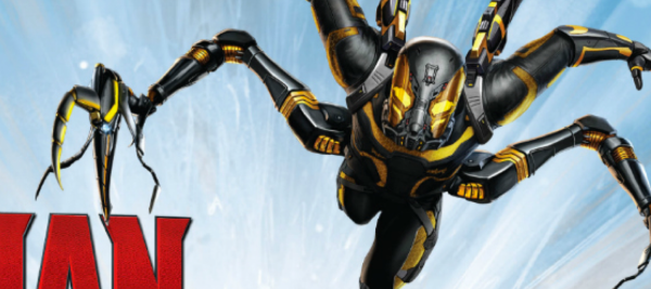 YellowJacket Antman movie