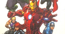 Marvel's The Avengers Vault