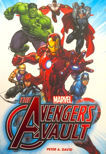 Marvel's The Avengers Vault