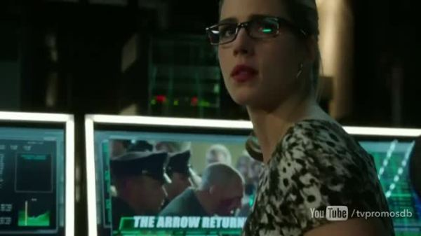 Arrow Uprising Felicity
