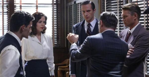 Agent Carter Snafu 3