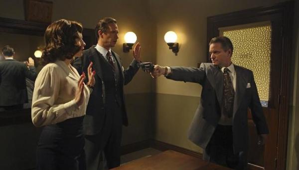 Agent Carter Snafu