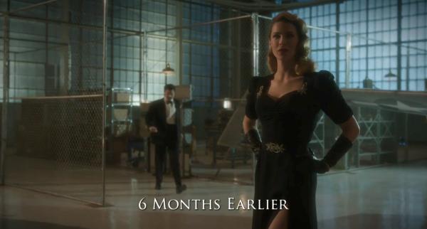 Agent Carter Valediction Dottie and Stark Flashback