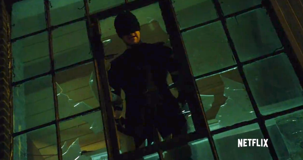 Daredevil Netflix Costume