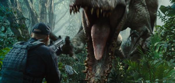 Jurassic World Rex