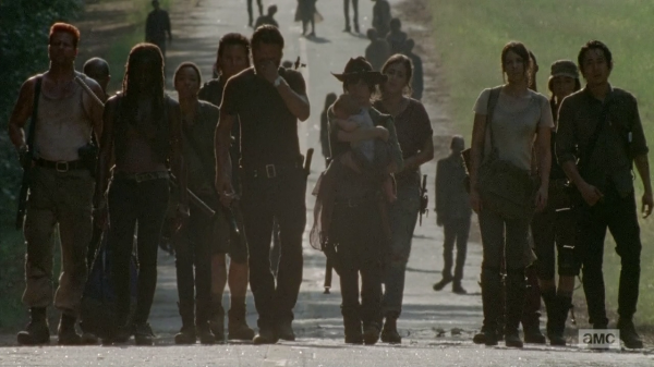 The Walking Dead Them