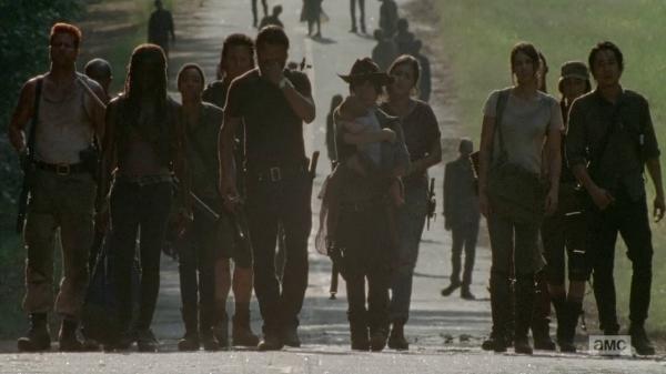 The Walking Dead Them