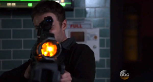 Agents of SHIELD Who You Really Are Destroyer Gun