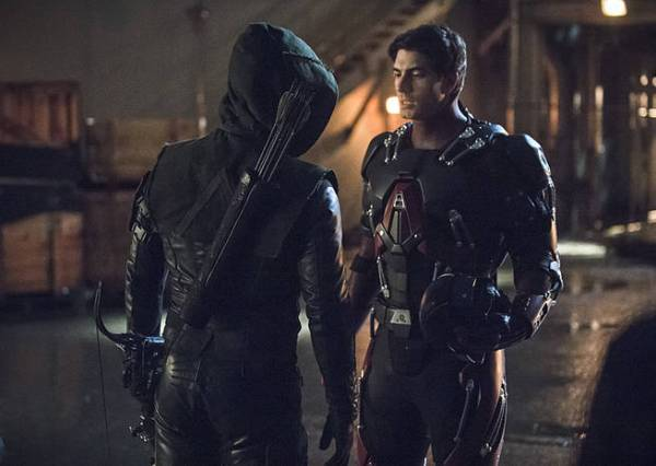 Arrow Suicidal Tendencies Arrow vs Atom