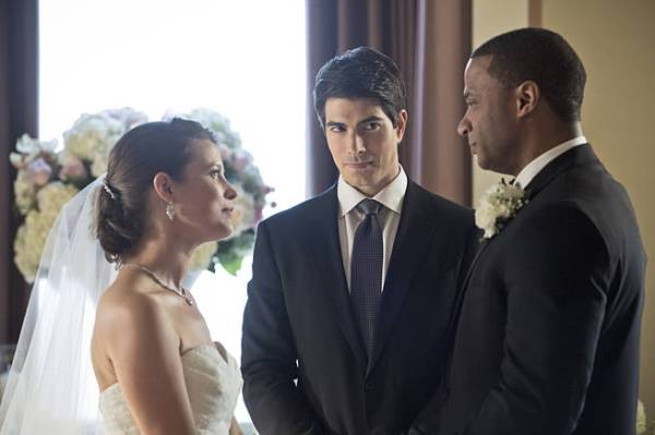 Arrow Suicidal Tendencies Diggle's Wedding