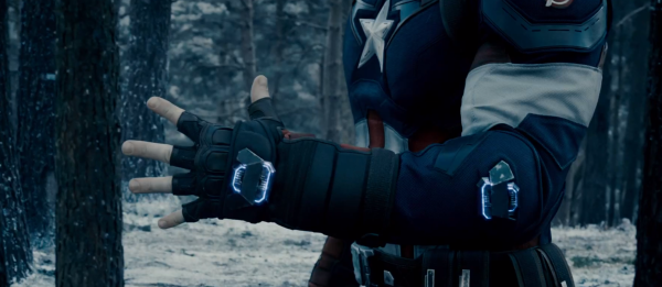 Avengers Age Of Ultron Cap's Shield Magnet