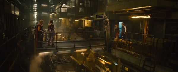 Face Off Avengers Age Of Ultron