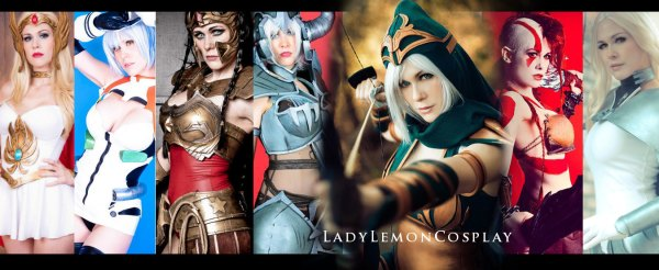 LadyLemon Cosplay